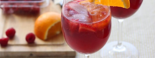 Red Wine Sangria 101